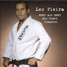 Pass The Guard Like Leo Vieira