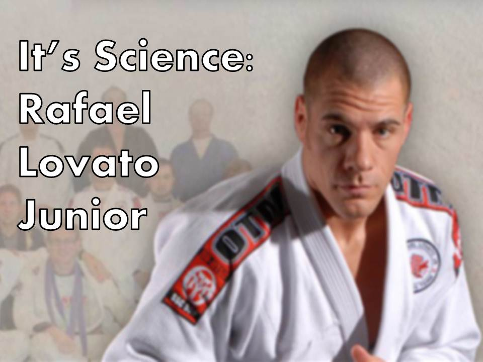 It's Science: Rafael Lovato Jr.
