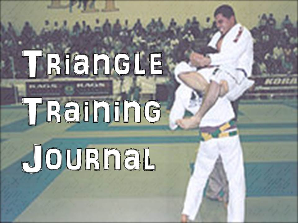 Jiu Jitsu Triangle: Training Journal