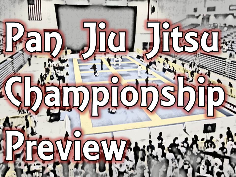 Pan Jiu Jitsu Preview