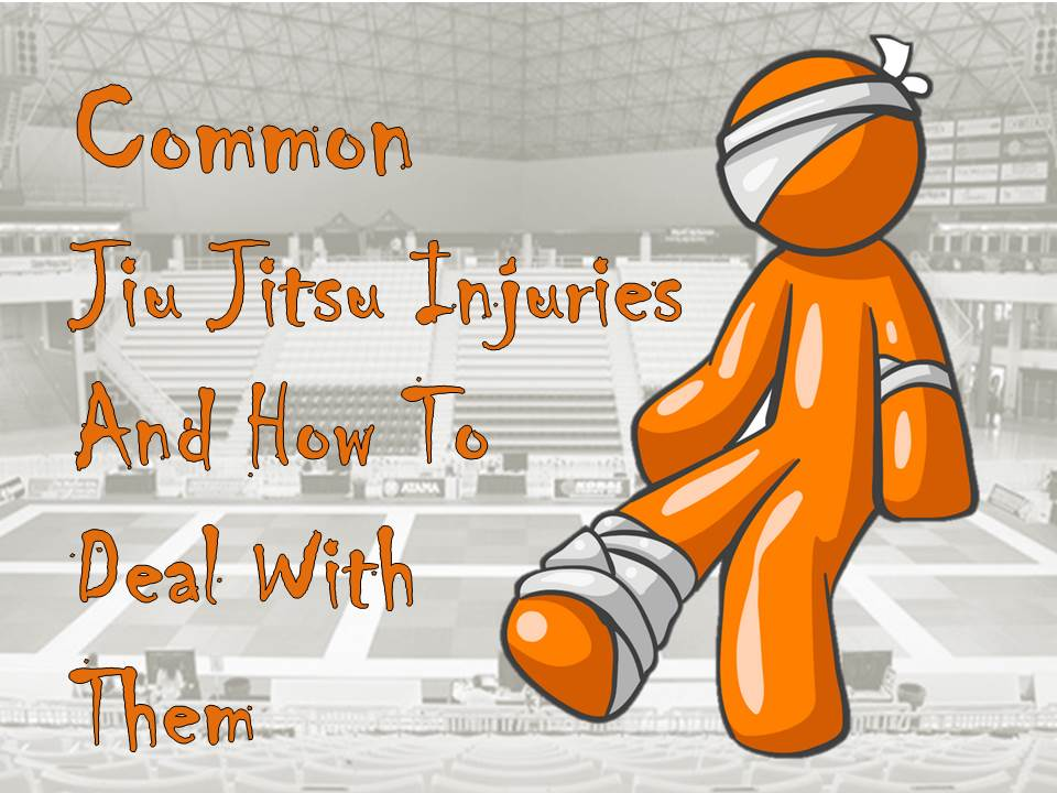 common jiu jitsu injuries