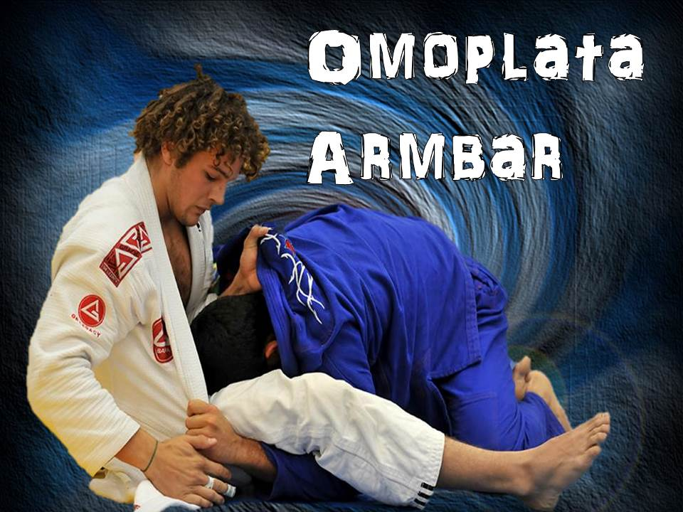 Omoplata Armbar! (Breakdown of competition footage)