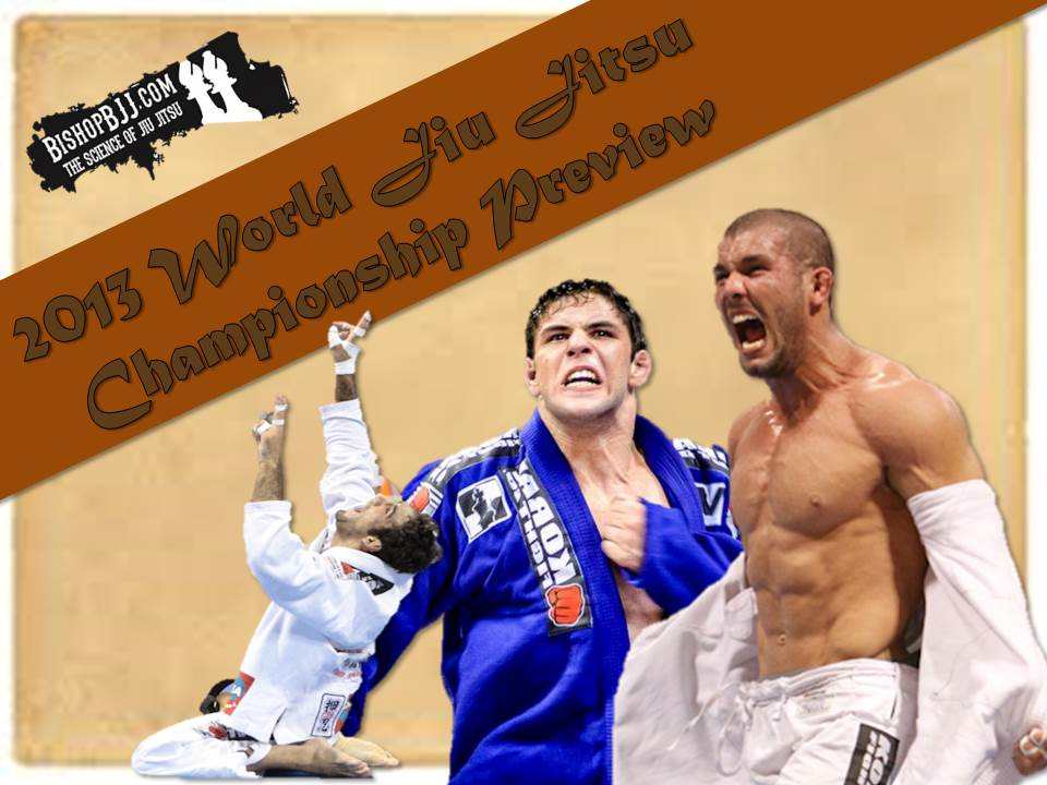 2013 World Jiu Jitsu Championship Preview