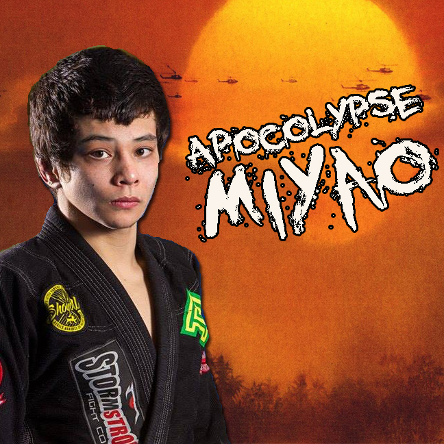 Apocalypse Miyao: Miyao Brother Black Belt Breakdown