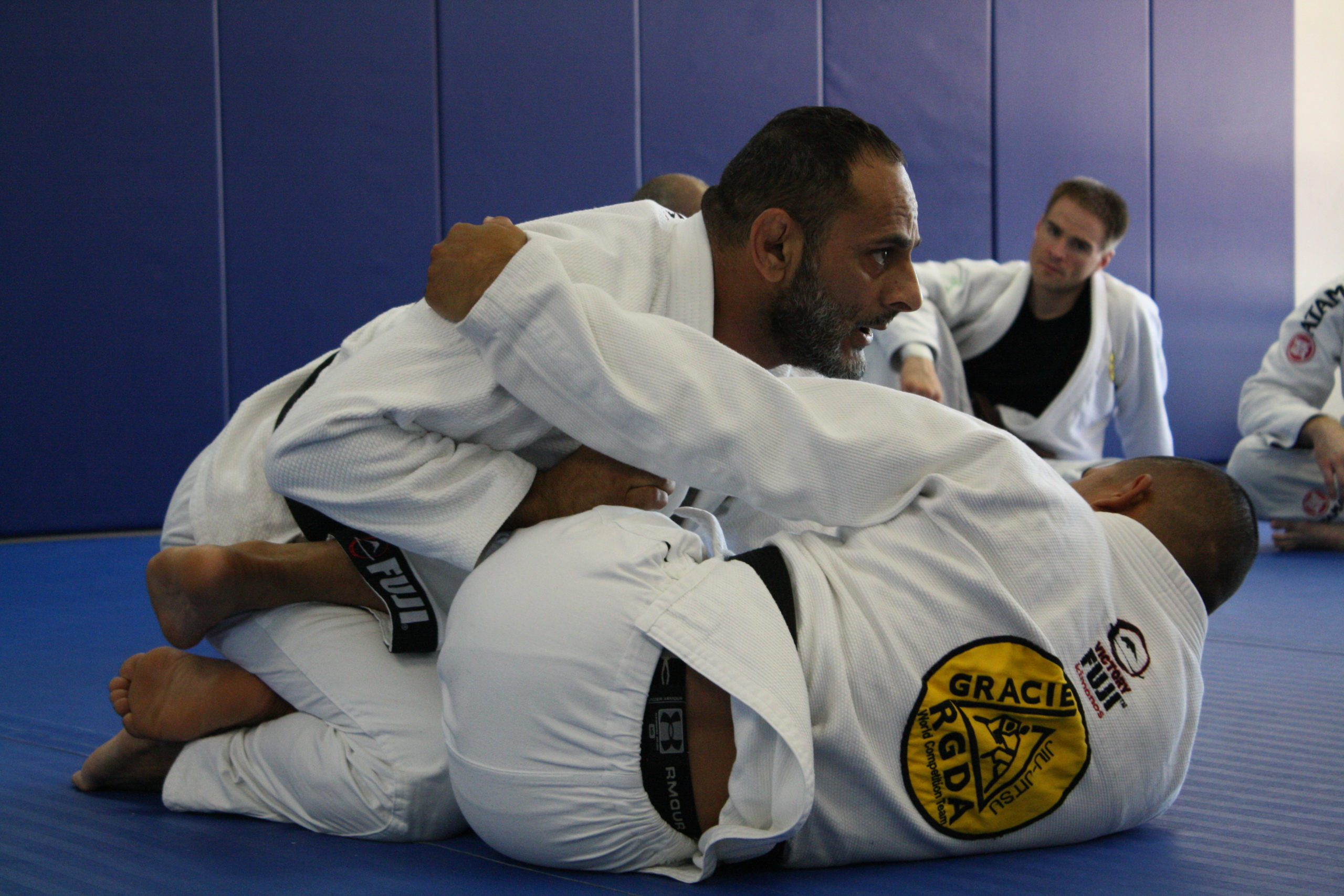 Jiu Jitsu Is Science by David Adiv
