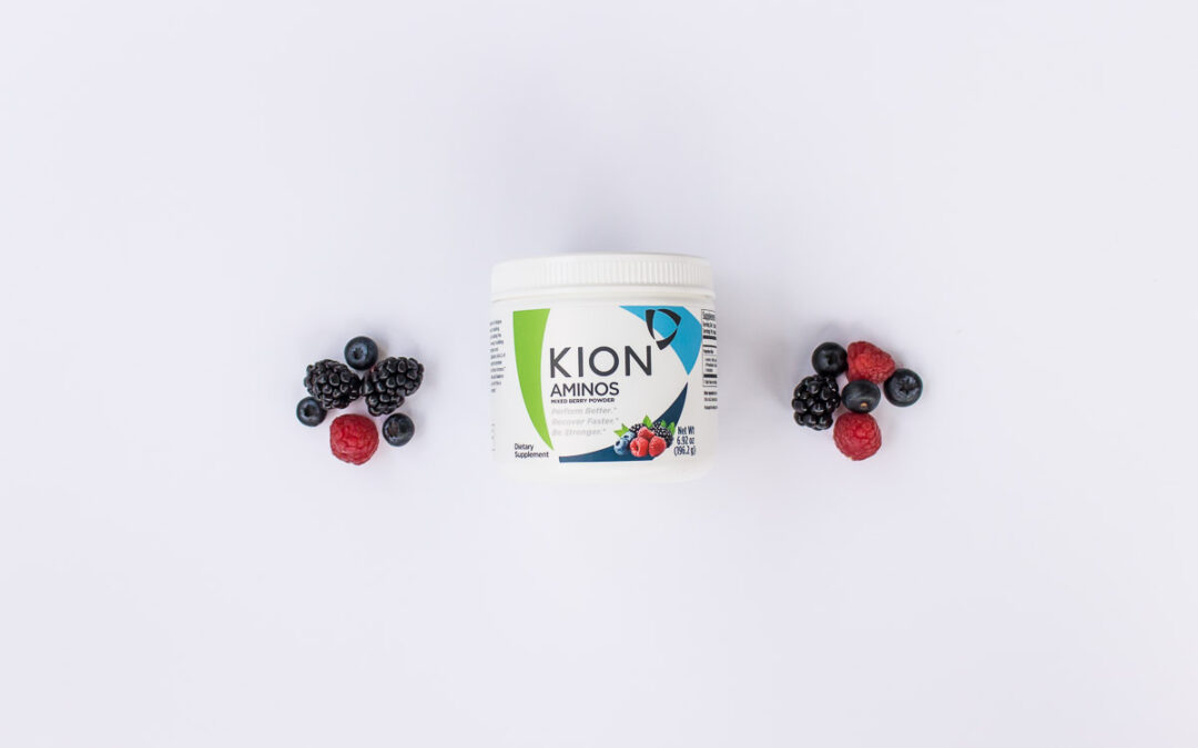 Why Kion EAAs are rare and needed if you only take BCAAs